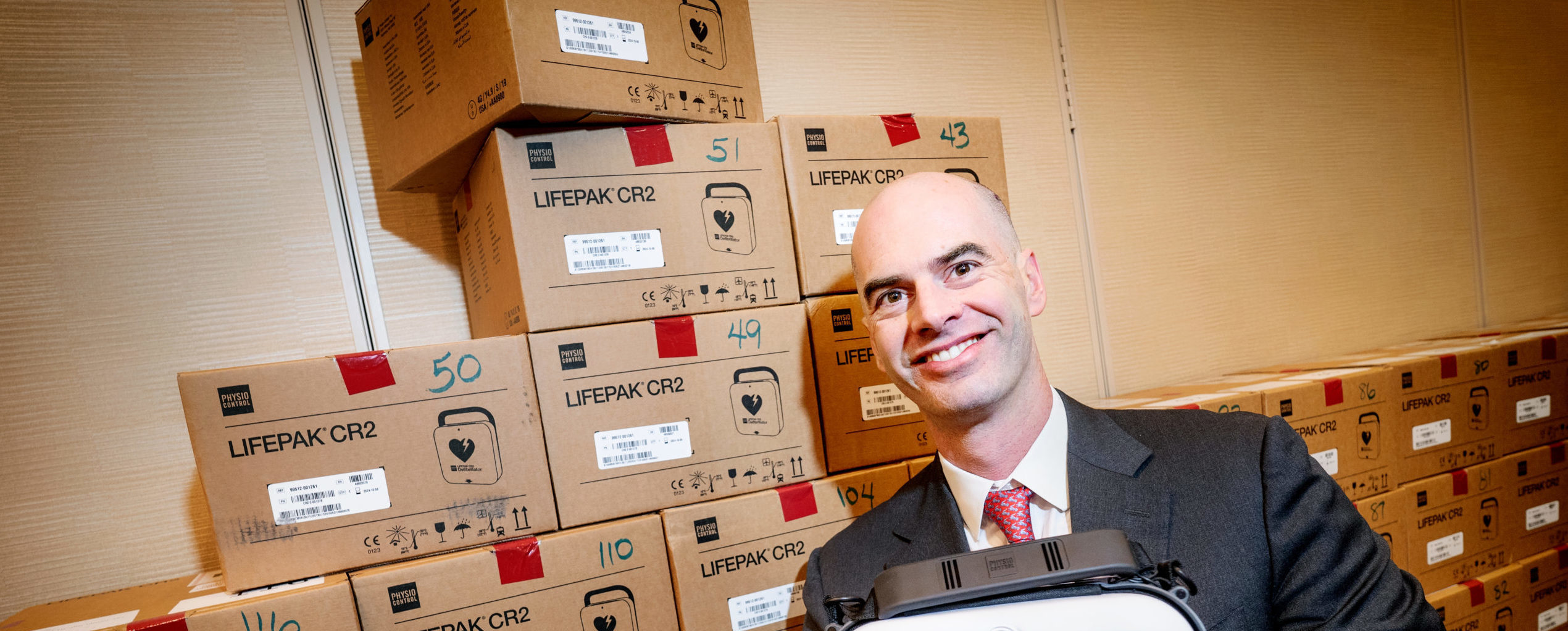 Next-Gen AEDs for WY First Responders